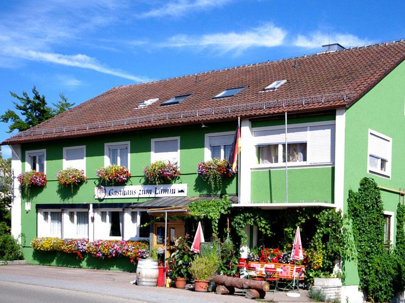 Gasthaus Lamm   - © Quelle: Hohenlohe + Schwäbisch Hall Tourismus e.V.
