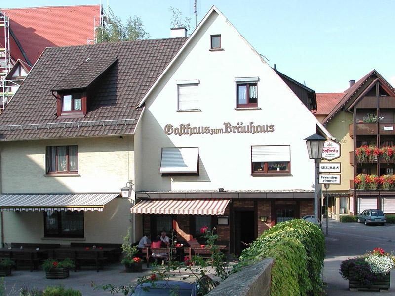 Bräuhaus   - © Quelle: Hohenlohe + Schwäbisch Hall Tourismus e.V.