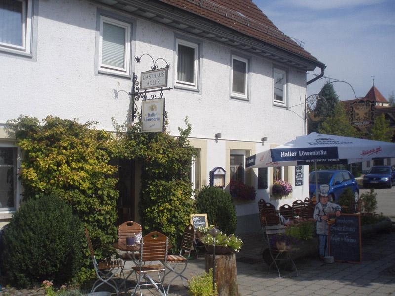 Landgasthof Adler   - © Quelle: Hohenlohe + Schwäbisch Hall Tourismus e.V.