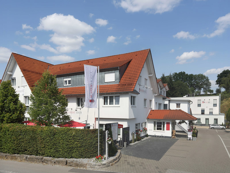 Aalener Römerhotel am Weltkulturerbe Limes ****   - © Quelle: Hohenlohe + Schwäbisch Hall Tourismus e.V.