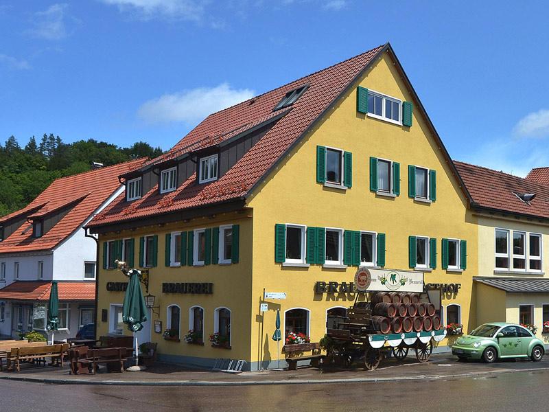 Brauerei Gasthof Lamm   - © Quelle: Hohenlohe + Schwäbisch Hall Tourismus e.V.