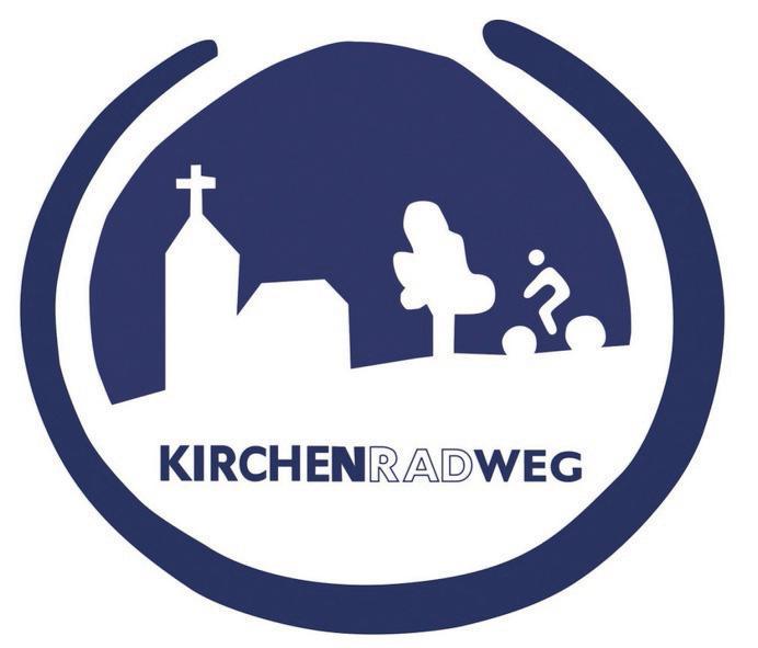 Kirchenradweg Logo
