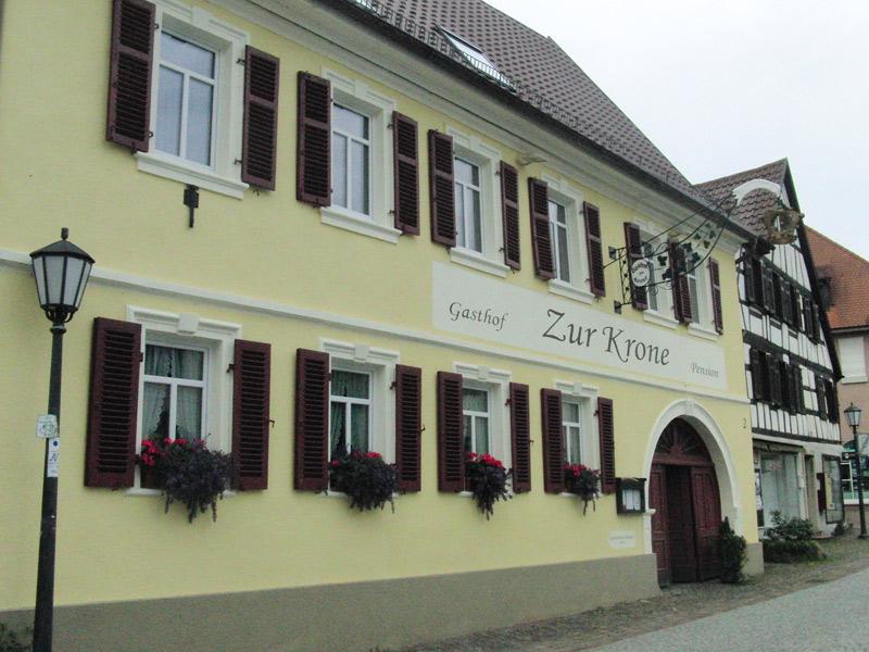 Gasthof Krone / Gästehaus Bauer   - © Quelle: Hohenlohe + Schwäbisch Hall Tourismus e.V.