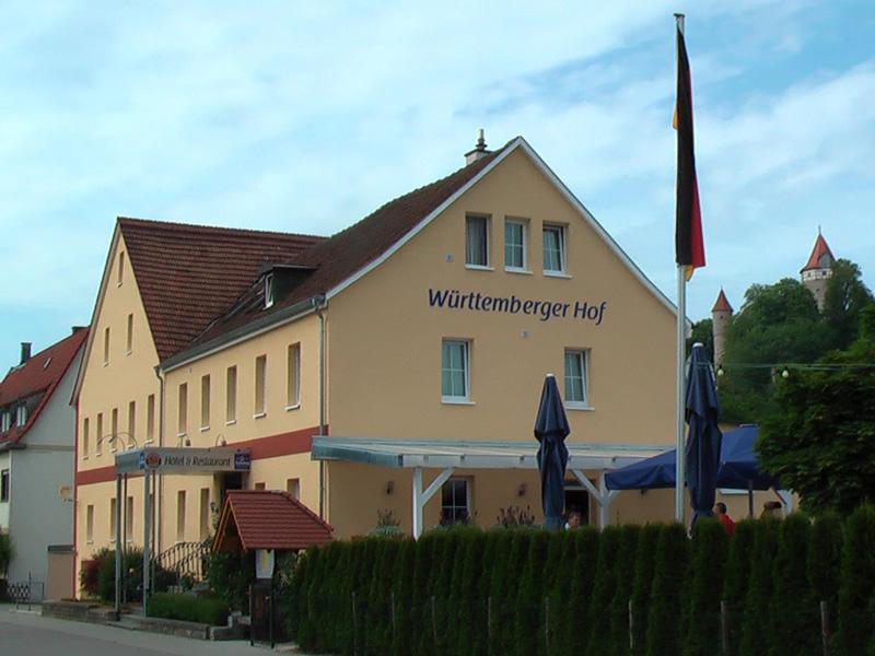 Württemberger Hof   - © Quelle: Hohenlohe + Schwäbisch Hall Tourismus e.V.
