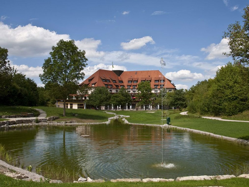 Flair Park-Hotel Ilshofen****   - © Quelle: Hohenlohe + Schwäbisch Hall Tourismus e.V.