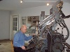 Ottmar Mergenthaler Museum - Linotype Maschine   - © Quelle: Stadt Bad Mergentheim
