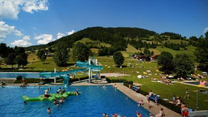 Freibad Wildschönau Oberau