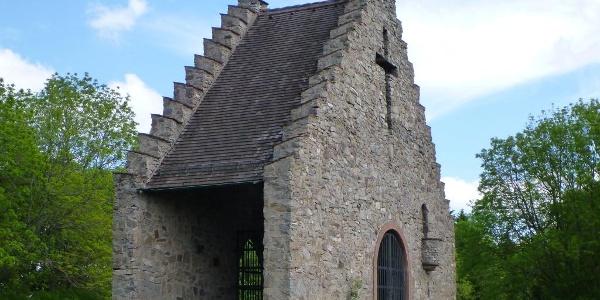Augustinuskapelle auf dem Fürstenberg