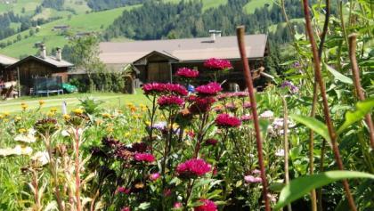 Kräutergarten Hintersalcher Wildschönau
