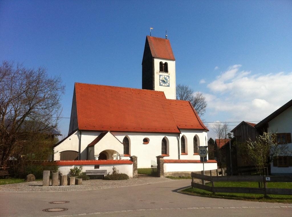 Dorfkirche St. Maria Magdalena in Urspring (Antonie Schmid)