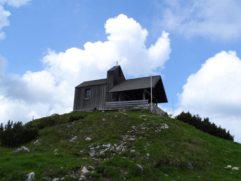 Kapelle am Hochfelln
