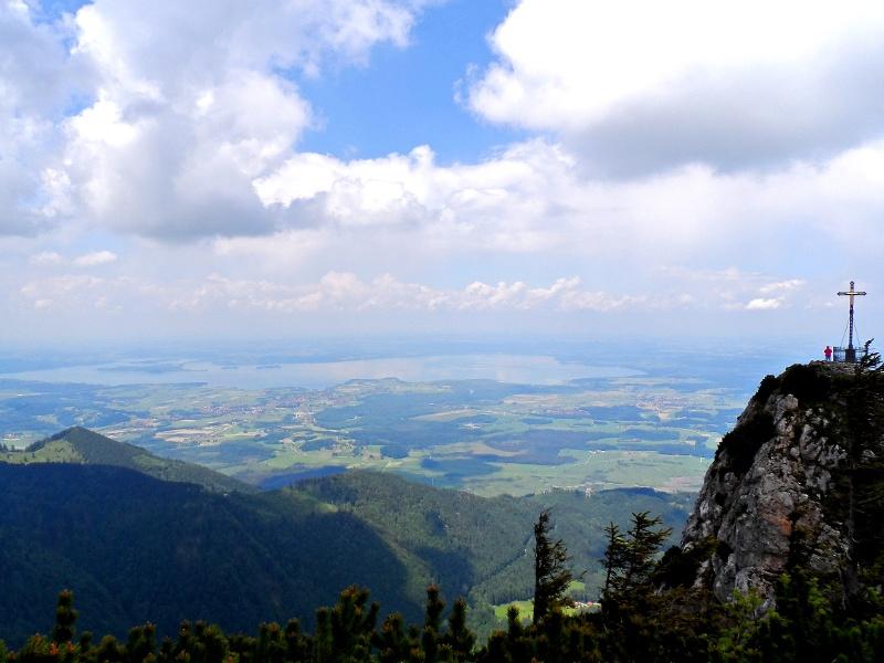 Gipfelkreuz Hochfelln