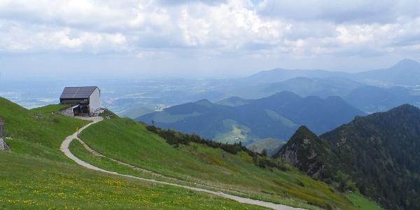 Hochfelln-Seilbahn