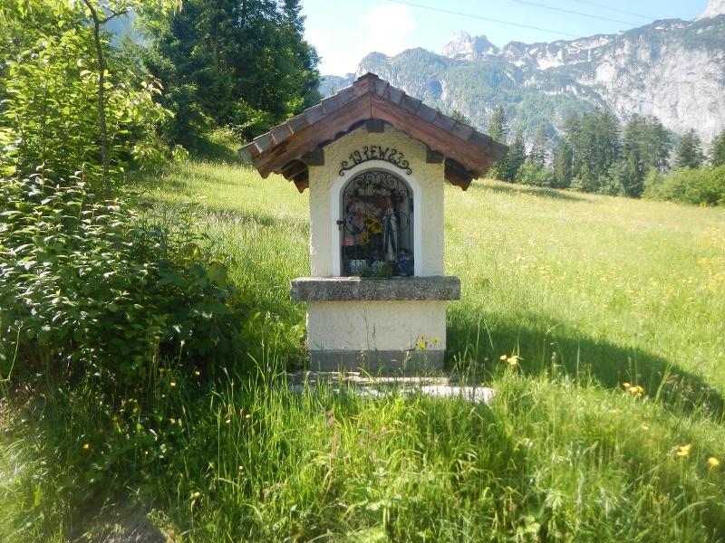 Marterl in Au bei Abtenau