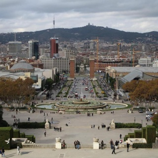Vicky Cristina Barcelona - 1. Tag/ Dia 1