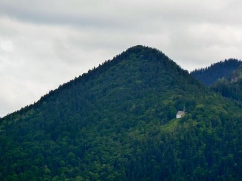 Blick auf die Schnappenkirche