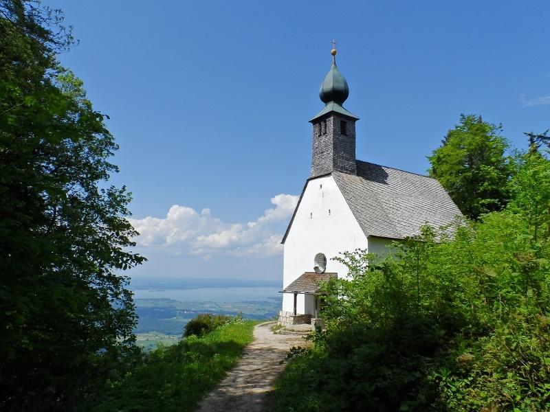 SalzAlpenSteig Etappe 2: Grassau - Brachtalm