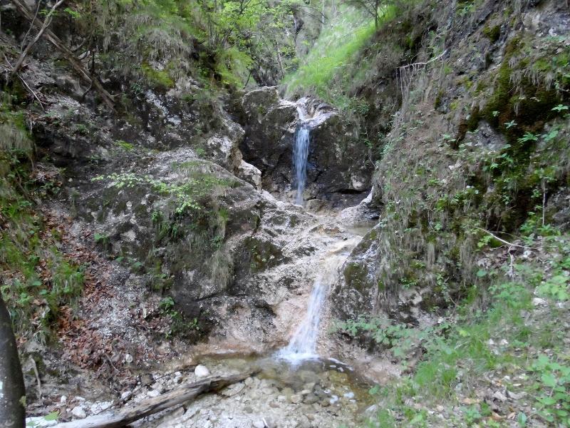 Kleiner Wasserfall (Flotter Bach)