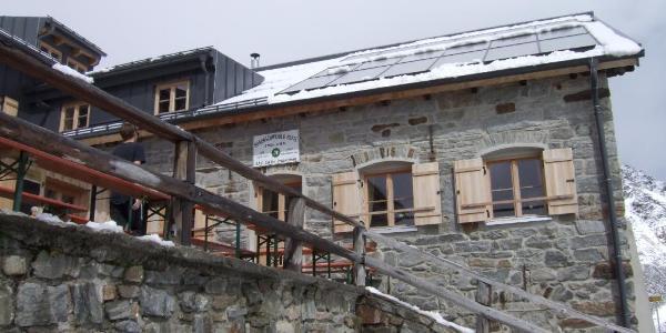 Die Braunschweiger Hütte