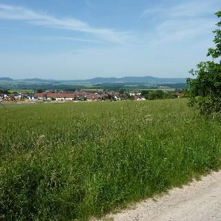 Aussicht auf den Chattengau