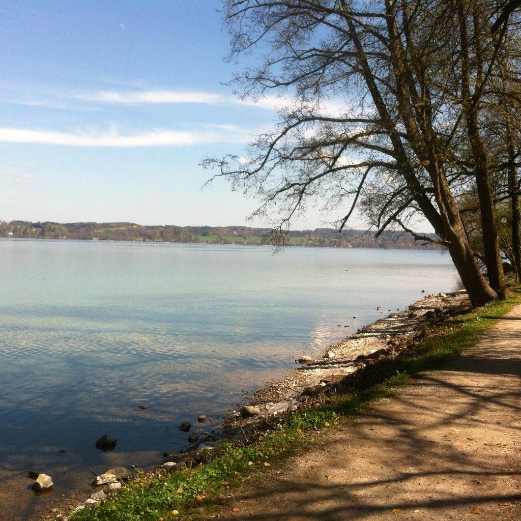 Uferpromenade am Starnberger See (Antonie Schmid)