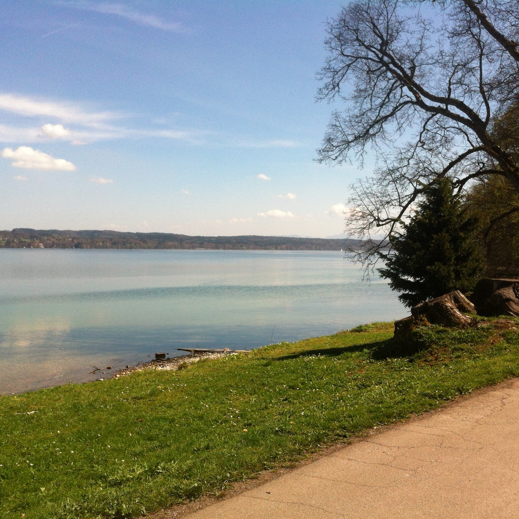 Starnberger See in Bernried (Antonie Schmid)
