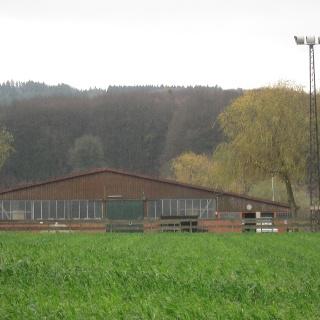 Reithalle des Reitervereins Bad Holzhausen-Heddinghausen