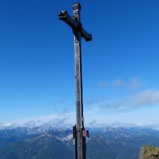 Gipfelkreuz Rotwand