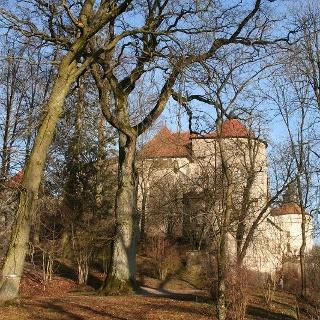 Schloss Langenburg.