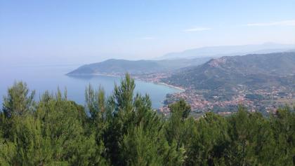 Bucht von Castellabate