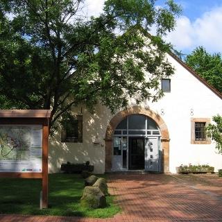 Haus des Gastes mit Tourist-Information