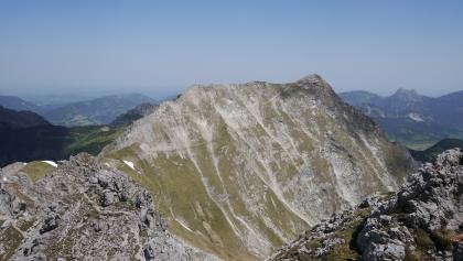 Gaishorn vom Rauhhorn aus gesehen
