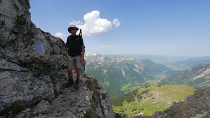 Rauhhorn (2240 m) - Aufstieg