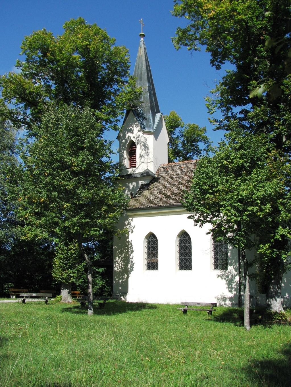 Hardtkapelle bei Wilzhofen (Gras-Ober)