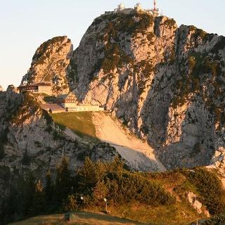 Der Gipfel des Wendelsteins