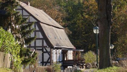 Im Mühlenmuseum sind Exponate, die das Leben und die Arbeit der Müller zeigen, ausgestellt.