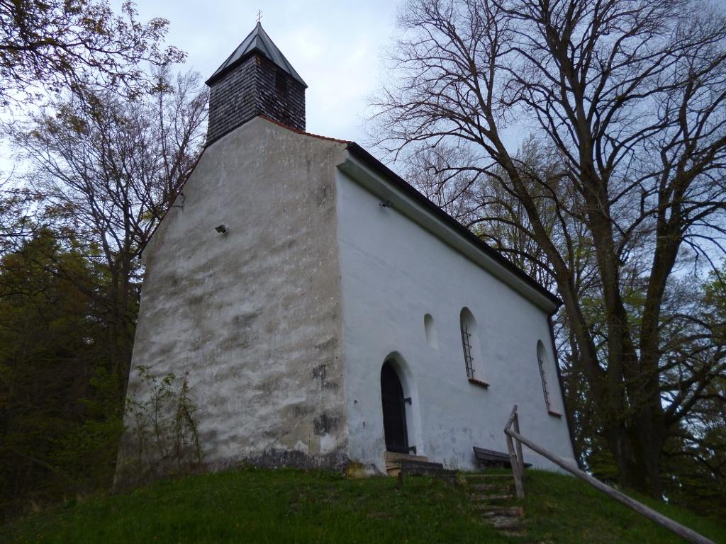 Die Kapelle St. Georg. (Monika Heindl)
