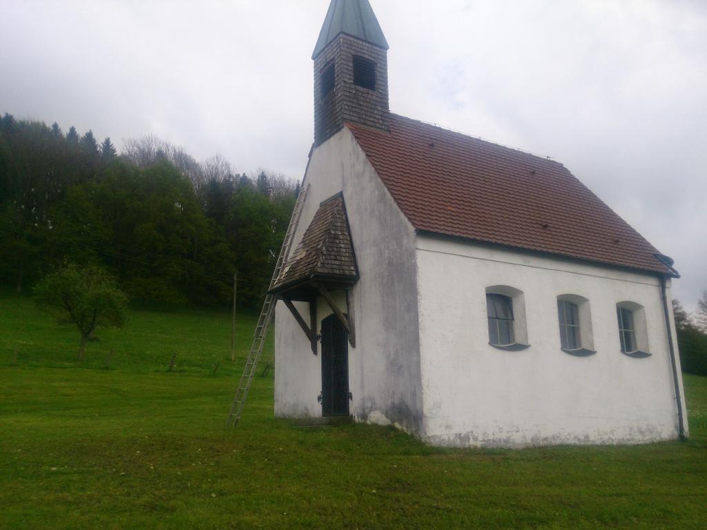 Patrona Bavariae Kapelle in Ficht (Joern Perschbacher)