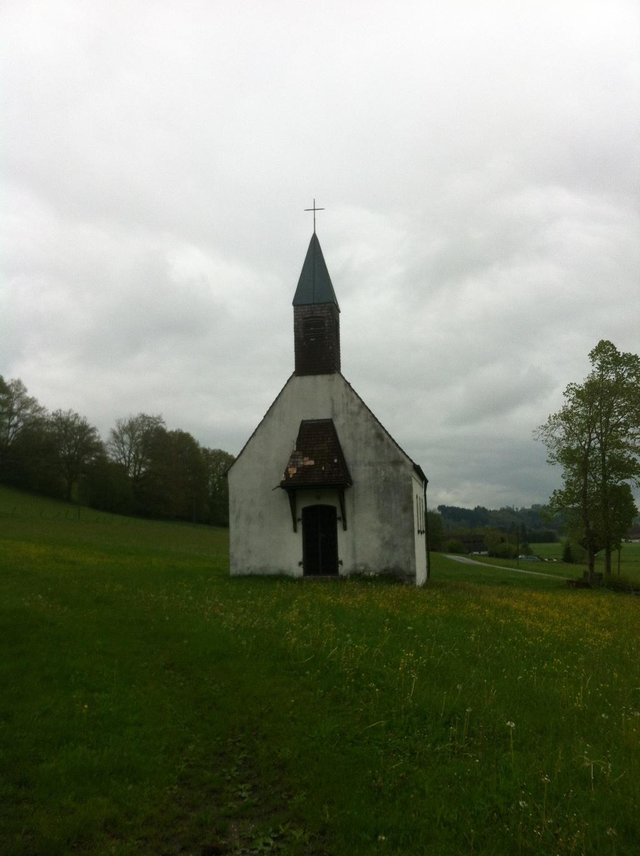 Kapelle östlich vom Weiler Ficht (Antonie Schmid)