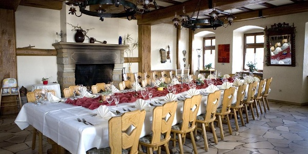Burgrestaurant, Ansicht 2