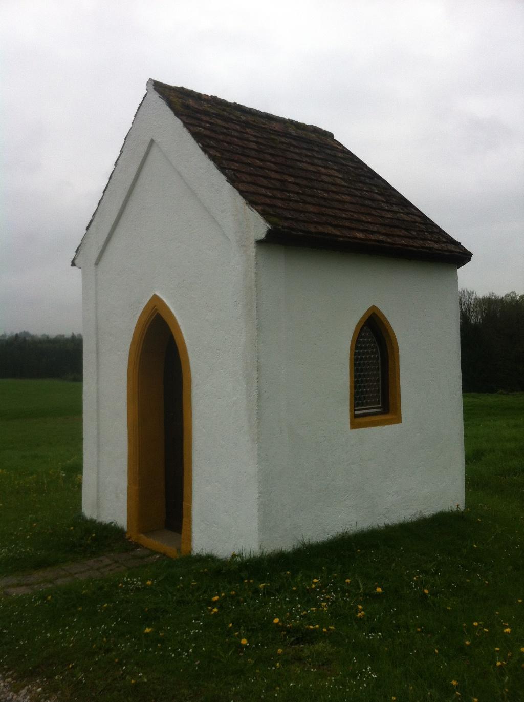 Kapelle zwischen Faistenberg und Promberg ()