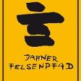 """Logo """"Dahner Felsenpfad"""""""