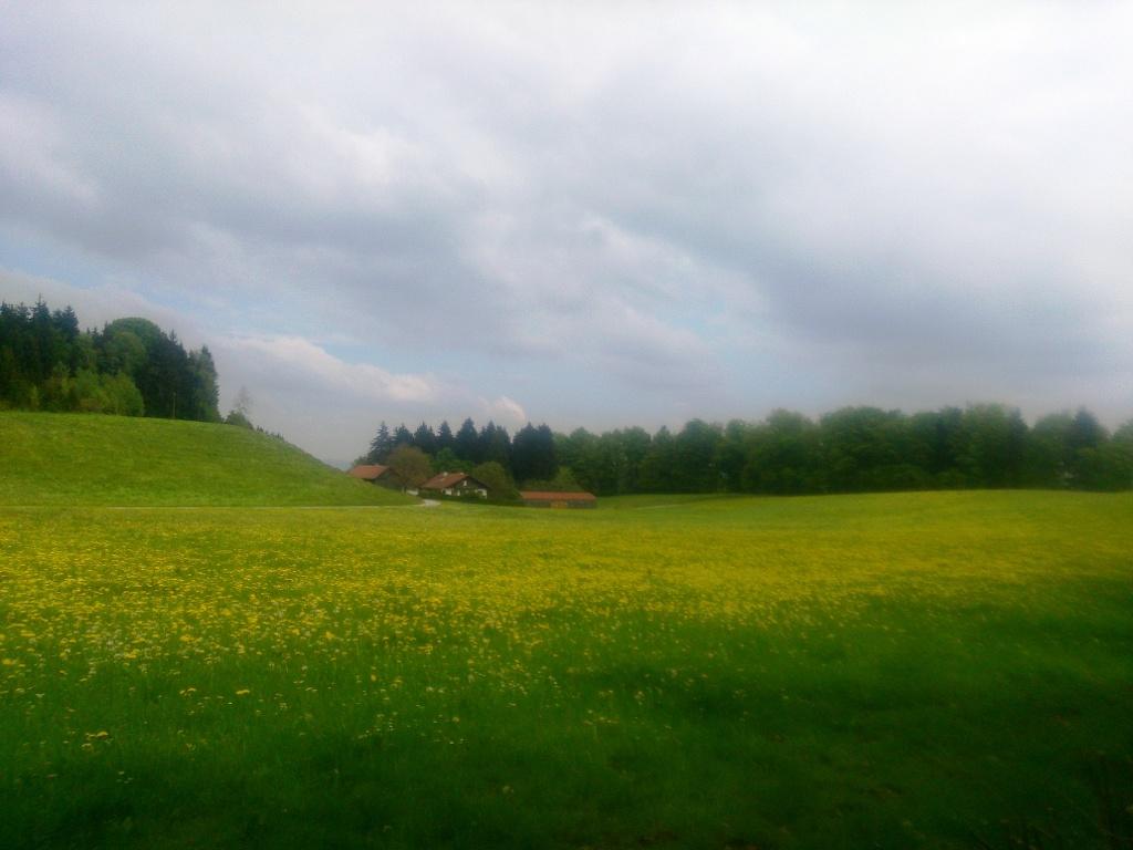 Aussicht beim Aufstieg (Joern Perschbacher)