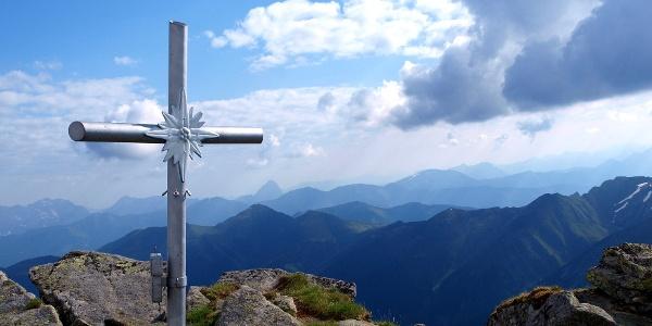 Gamskogelkreuz 2.386 m