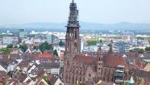Querweg Freiburg - Bodensee