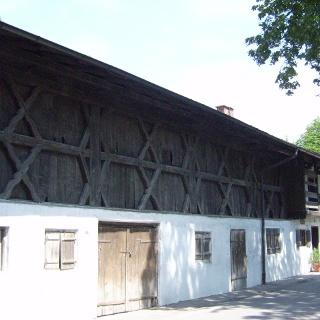 Das Bauernhofmuseum Sixthof.