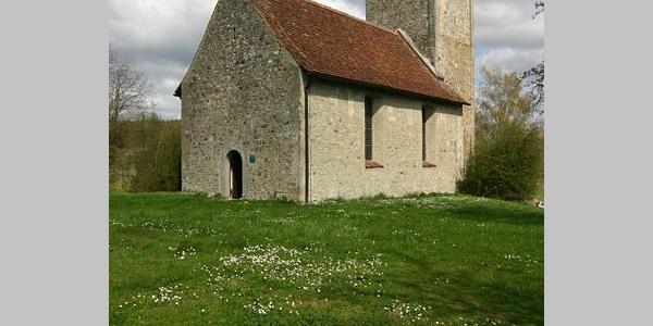 Romanische Kirche St. Oswald und St. Otmar, Immenstaad-Frenkenbach, 12. Jhd.