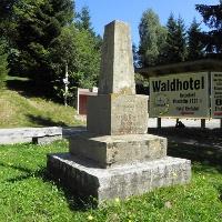 Obelisk am Notschrei