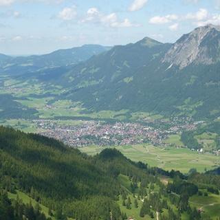 Rund um Oberstdorf