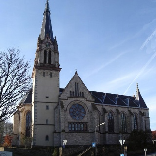 Katholische Stadtpfarrkirche St. Peter und Paul in Spaichingen